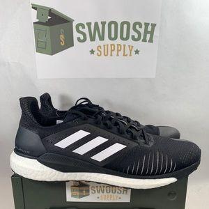 adidas Solar Glide ST Men 12 Black sneaker CQ3178